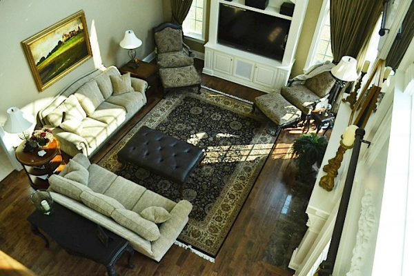 living room decorating ideas and designs Remodels Photos  Teri Waugh, Ethan Allen, McCandless, PA Pittsburgh Pennsylvania traditional