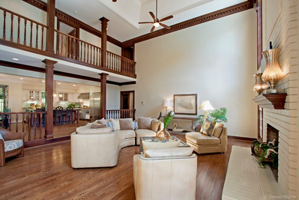 living room decorating ideas and designs Remodels Photos The Practical Decorator Nashville Tennessee United States transitional-006