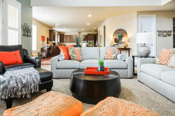 living room decorating ideas and designs Remodels Photos TruDesign Lafayette Colorado United States transitional-family-room
