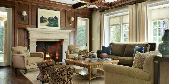 Living room decorating and designs by valerie grant - Interior designers in new jersey ...