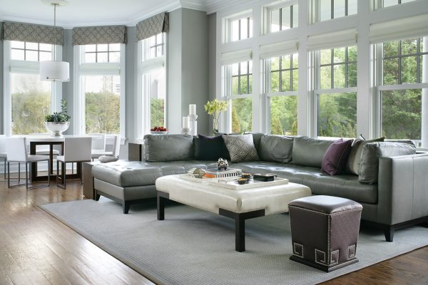 living room decorating ideas and designs Remodels Photos Valerie Grant Interiors Summit New Jersey United States transitional-family-room-001