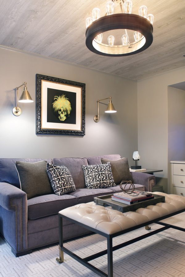 living room decorating ideas and designs Remodels Photos Valerie Grant InteriorsSummitNew Jersey United States transitional-family-room