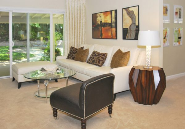 living room decorating ideas and designs Remodels Photos Vicki Blakeman Interior Design Oakland California United States contemporary-living-room-001