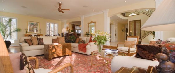 living room decorating ideas and designs Remodels Photos Victor Liberatore Interior Design Stevenson Maryland transitional-living-room