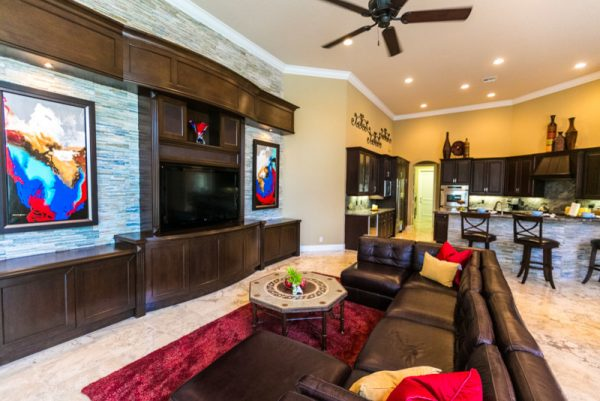 living room decorating ideas and designs Remodels Photos WALL2WALLDESIGN INC Hollywood Florida United States contemporary-family-room-002