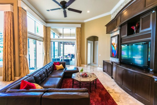 living room decorating ideas and designs Remodels Photos WALL2WALLDESIGN INC Hollywood Florida United States contemporary-family-room-005
