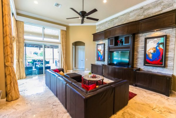 living room decorating ideas and designs Remodels Photos WALL2WALLDESIGN INC Hollywood Florida United States contemporary-family-room