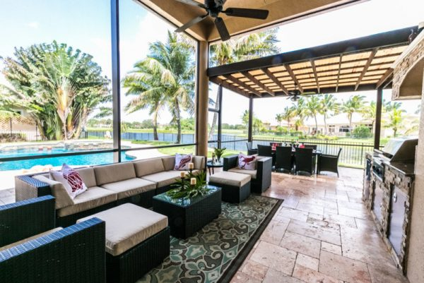living room decorating ideas and designs Remodels Photos WALL2WALLDESIGN INC Hollywood Florida United States mediterranean-patio