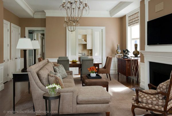 living room decorating ideas and designs Remodels Photos Wilson Kelsey Design Salem Massachusetts United States traditional-living-room-001