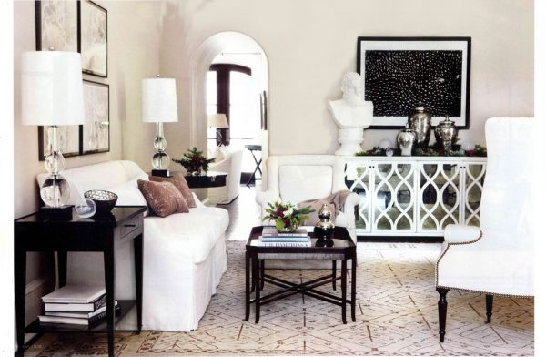 living room decorating ideas and designs Remodels Photos Yvonne McFadden LLC Johns Creek Georgia United States  contemporary-living-room