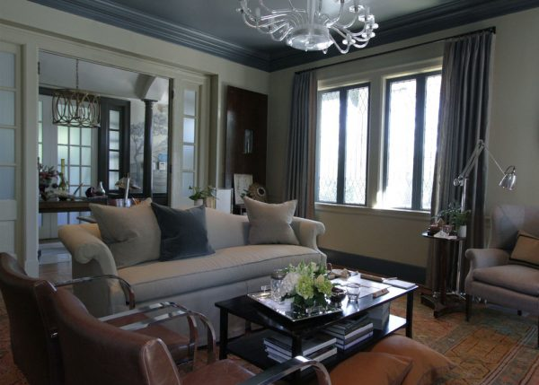 living room decorating ideas and designs Remodels Photos Yvonne McFadden LLC Johns Creek Georgia United States  eclectic-living-room