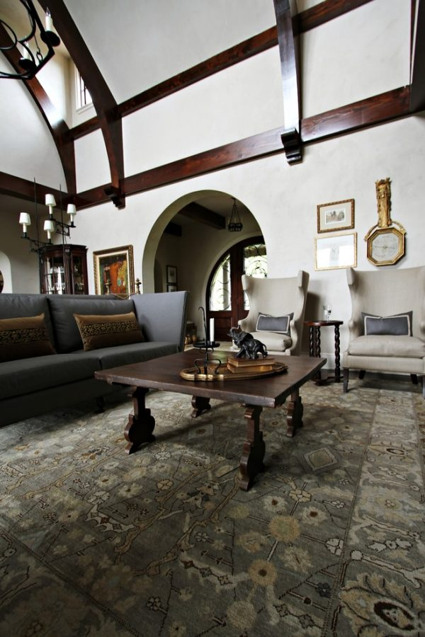 living room decorating ideas and designs Remodels Photos Yvonne McFadden LLC Johns Creek Georgia United States  traditional-living-room-001