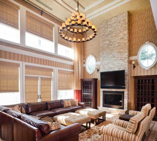 living room decorating ideas and designs Remodels Photos diSalvo Interiors Carle Place New York United States traditional-family-room