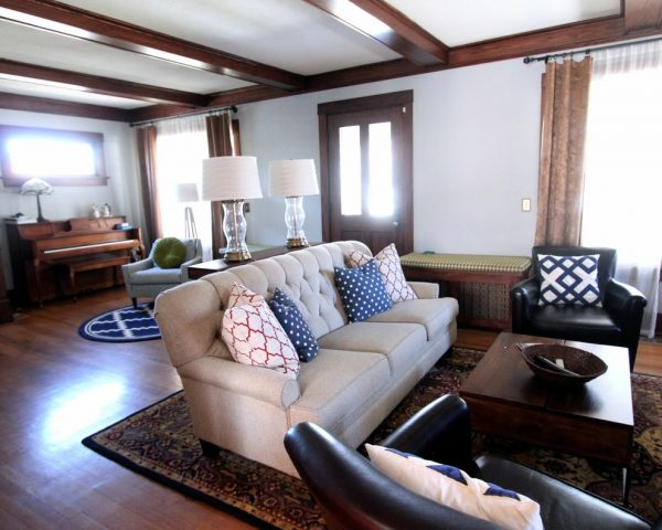 living room decorating ideas and designs Remodels Photos jg interiors Omaha Nebraska United States craftsman-living-room