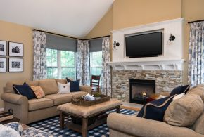 Living Room Decorating and Designs by reDesign home llc - Franklin, Michigan, United States