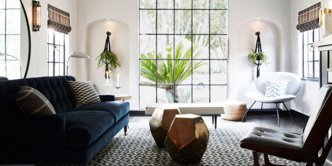 living room decorating ideas and designs Remodels Photos sheep + stone Brooklyn New York United States transitional-living-room-001