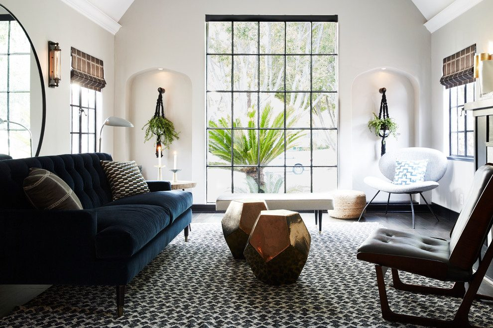 Living Room Decorating and Designs by sheep + stone ...