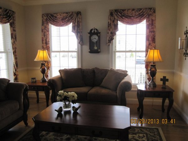 living room decorating ideas designs Brenda M. Miller- Designer of Interior Spaces Stephens City Virginia traditional-living-room-001