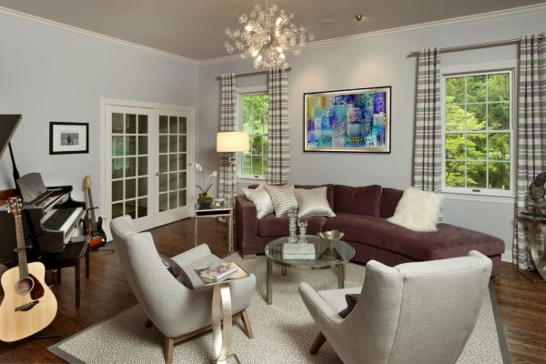 living room decorating ideas designs Photos Cocobolo Interiors Armonk  New York United States  transitional-living-room-001