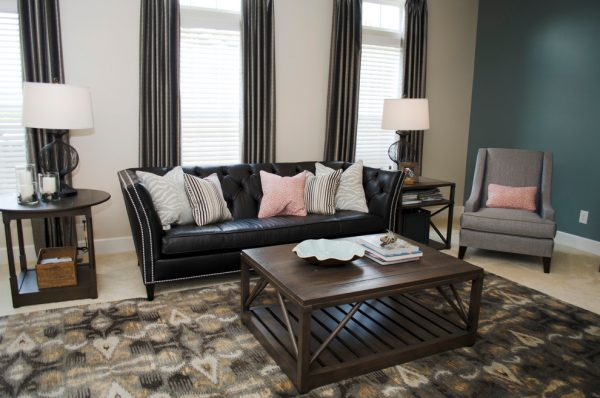 living room decorating ideas designs Photos  Teri Waugh, Ethan Allen, McCandless, PA Pittsburgh Pennsylvania transitional-family-room