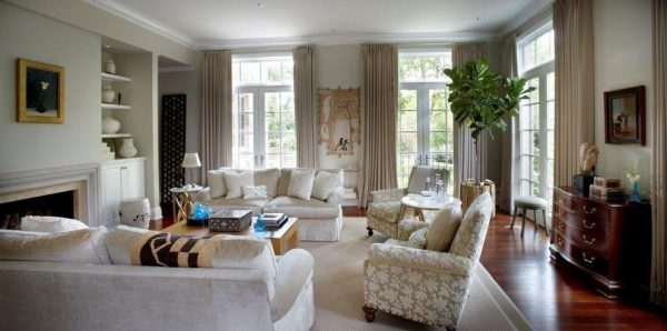 living room decorating ideas designs Remodels Photos Laurel Feldman Interiors, IIDA Highland Park Illinois United States traditional-living-room-002