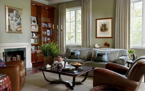 living room decorating ideas designs Remodels Photos Laurel Feldman Interiors, IIDA Highland Park Illinois United States traditional-living-room-003
