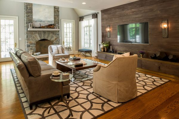 living room decorating ideas designs Remodels Photos Michele Plachter Design Philadelphia Pennsylvania United States traditional-living-room