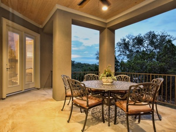 dining room decorating ideas and designs Remodels Photos CCB Designs Austin Texas United States traditional-porch