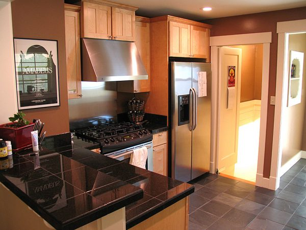 kitchen decorating ideas and designs Remodels Photos ColorWhiz Architectural Color Consulting Seattle Washington craftsman-kitchen