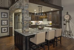 Kitchen Decorating and Designs by Spaces Interiors Exteriors - Omaha, Nebraska, United States