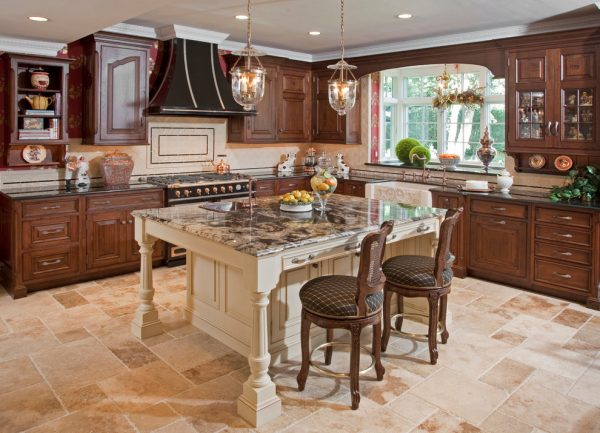 kitchen decorating ideas and designs Remodels Photos William Draper Cabinetmaker Buckingham Township Pennsylvania United States traditional-kitchen