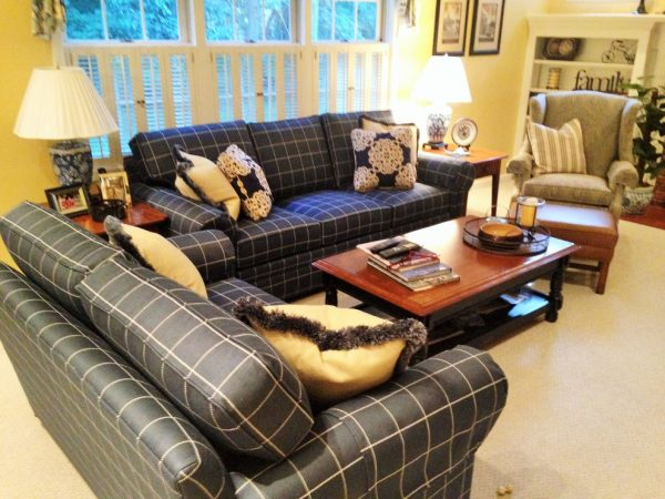 living room decorating ideas and designs Remodels Photos A & A Designs of Ethan Allen of WNY Amherst New York traditional-living-room