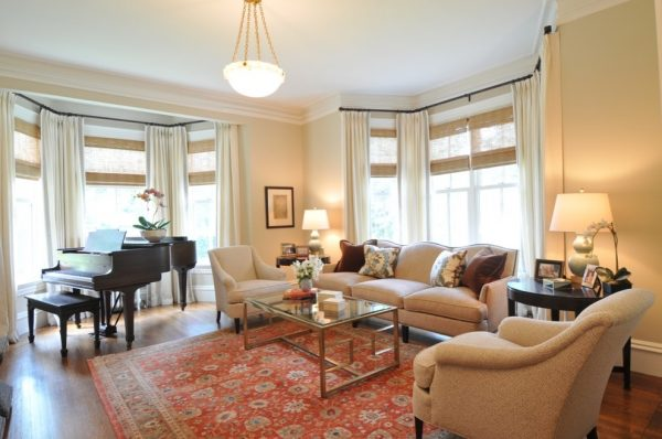 living room decorating ideas and designs Remodels Photos Betsy Bassett interiorsNewtonMassachusetts United States transitional-living-room-003