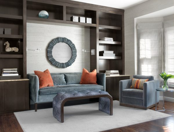 living room decorating ideas and designs Remodels Photos Castle DesignSt. LouisMissouri United States contemporary-family-room