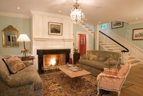 Living Room Decorating and Designs by Dennison and Dampier Interior Design - Princeton, New Jersey, United States