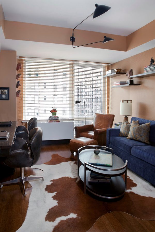 living room decorating ideas and designs Remodels Photos Design ConceptsInteriors, LLCCortlandt ManorNew York United States contemporary-home-office