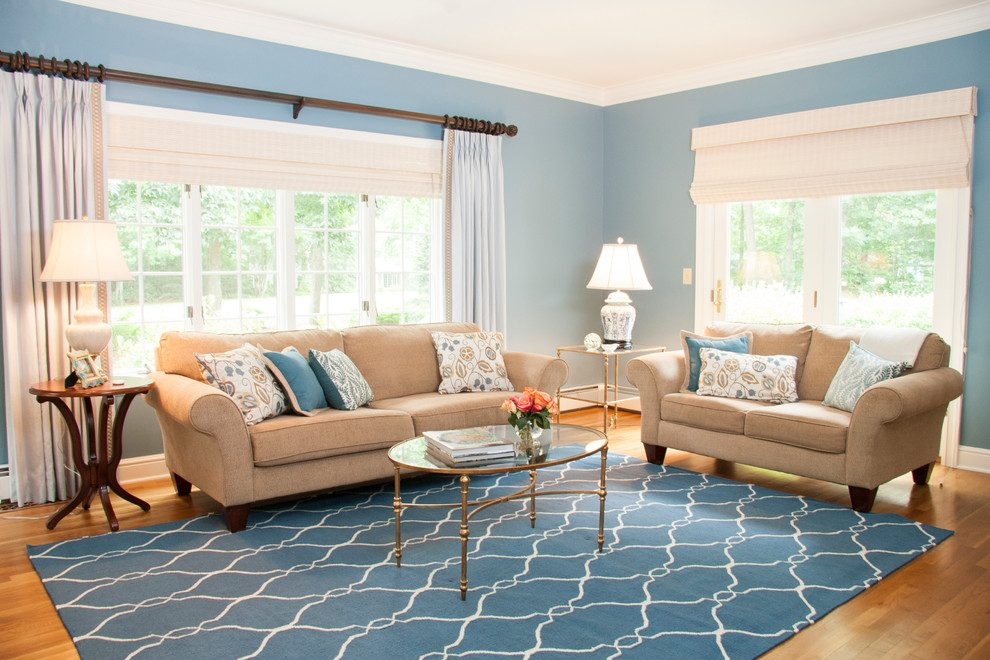 Living Room Decorating And Designs By Anders Lasater