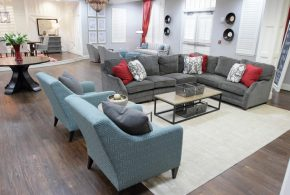 Living Room Decorating and Designs by L&M Interior Design - Auburn, Alabama, United States