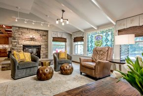 Living Room Decorating and Designs by Pavilack Design - Wheeling West, Virginia, United States