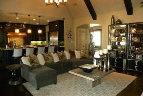 Living Room Decorating and Designs by Russell Ross Design - Dallas, Texas, United States