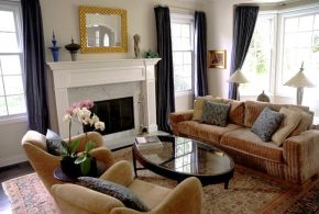 Living Room Decorating and Designs by STUDIO+ONE DESIGN - Oakland, California, United States