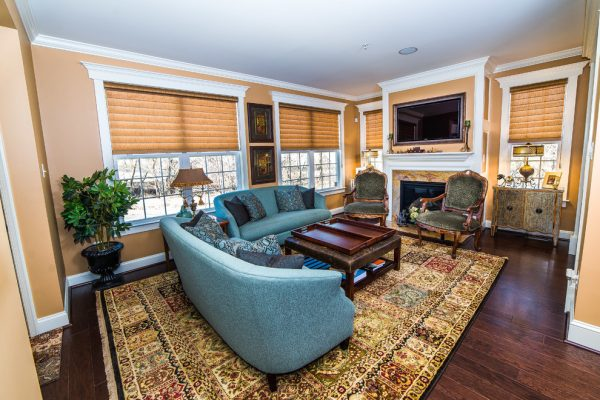 living room decorating ideas and designs Remodels Photos The Decorating TherapistColumbia Maryland United States eclectic-living-room