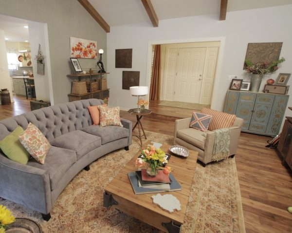 Living Room Decorating And Designs By Tonya Hopkins