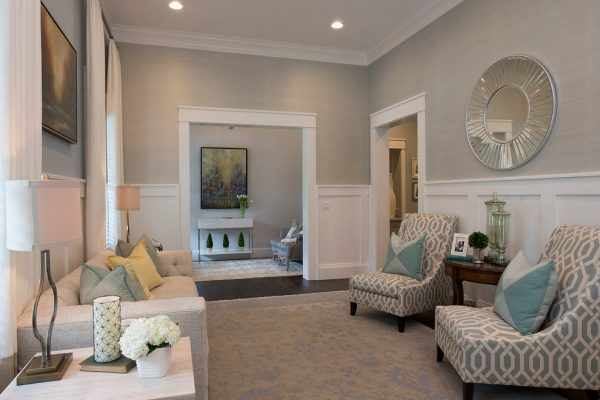 living room decorating ideas and designs Remodels Photos Tonya Hopkins Interior Design Portland Oregon United States transitional-living-room