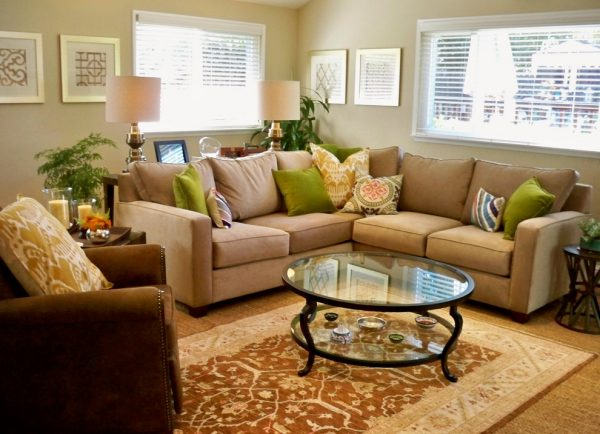 living room decorating ideas and designs Remodels Photos Yoko Oda Interior Design Burlingame California United States traditional-living-room-006