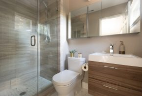 Bathroom Decorating and Designs by Nina Jizhar - Danville, California, United States