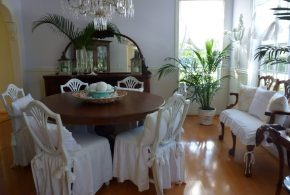 Dining Room Decorating and Designs by Nina Williams Interiors - Wellington, Florida, United States