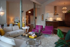 Living Room Decorating and Designs by Nicole von Meier Design - Chicago, Illinois, United States