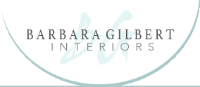 Interior Designer & Decorator : Barbara Gilbert Interiors