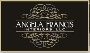 Interior Designer & Decorator : Angela Francis Interiors, LLC
